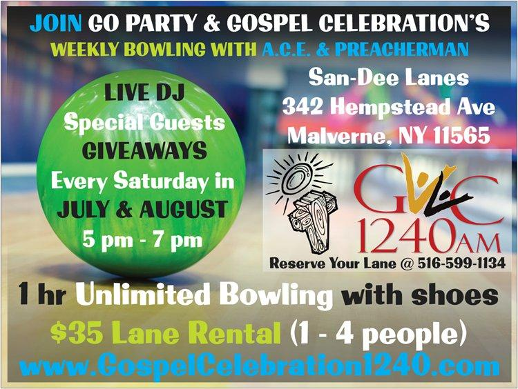 BT Recreation Day - Part 2 - Bowling Party @ San-Dee Lanes | Malverne | New York | United States