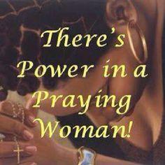 Weekly Women's Dew Drop Prayer 2019